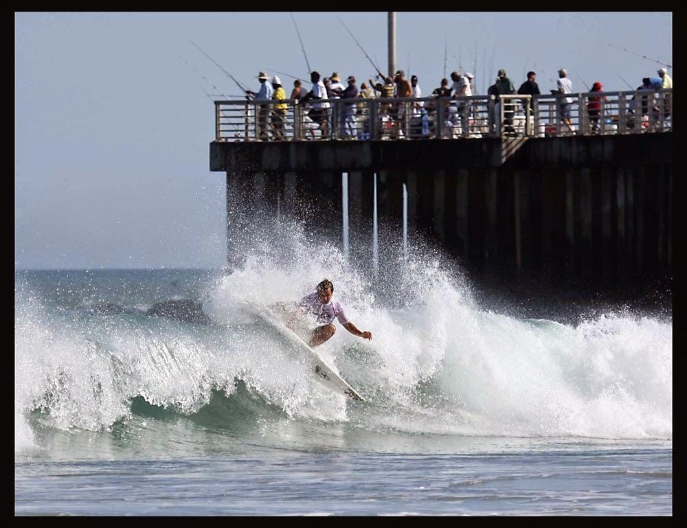 surfer flagler beach florida ocean