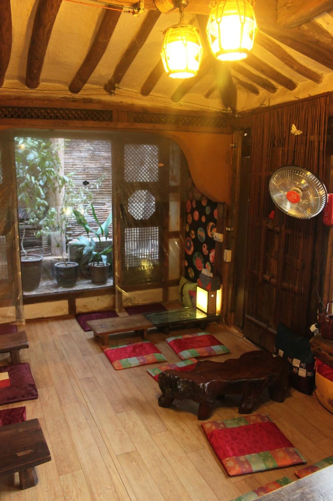la cuisine de bernard s oul. Black Bedroom Furniture Sets. Home Design Ideas