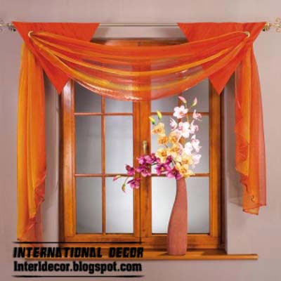 Top 10 fashion types of curtains 2014 for window coverings