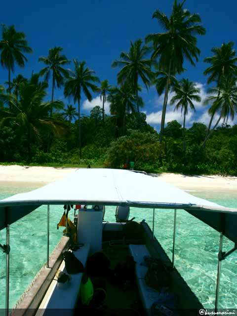 Gam Island, Raja Ampat Islands, Papua, Indonesia