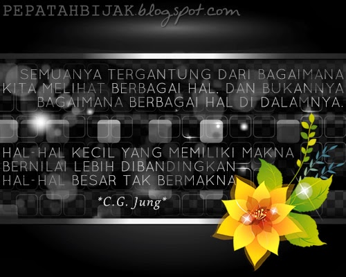 Kata Kata Inspiratif C G Jung