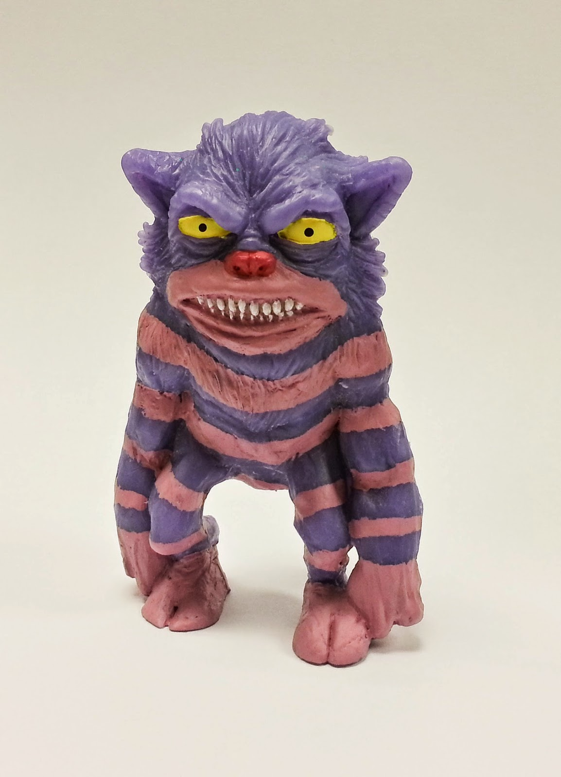 """Cheshire Cat"" Ghoulie Resin Figure by Motorbot"