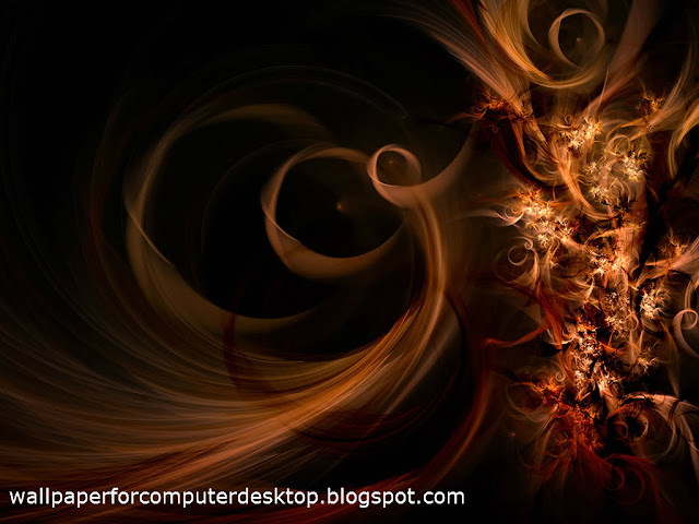 Abstract Fractal Wallpaper | Art Wallpaper