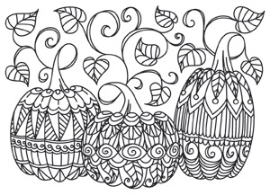 Coloring Page World: October 2015