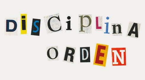 autodisciplina y orden en tu vida