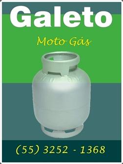GALETO MOTO GÁS