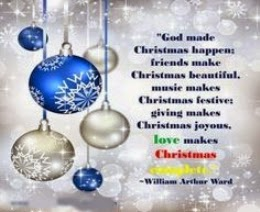 Christmas Quotes and Sayings Inspirational