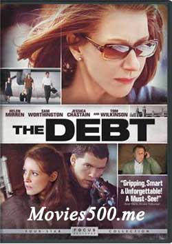 The Debt 2010 Dual Audio ORG Hindi BluRay 720p at softwaresonly.com