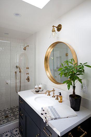 Okrągłe Lustro W łazience Inspiracje I Gdzie Je Kupić