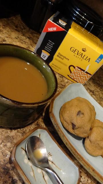 Gevalia kcup coffee #cupofkaffe