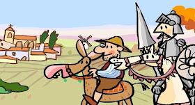 Don Quijote: pincha en la imagen