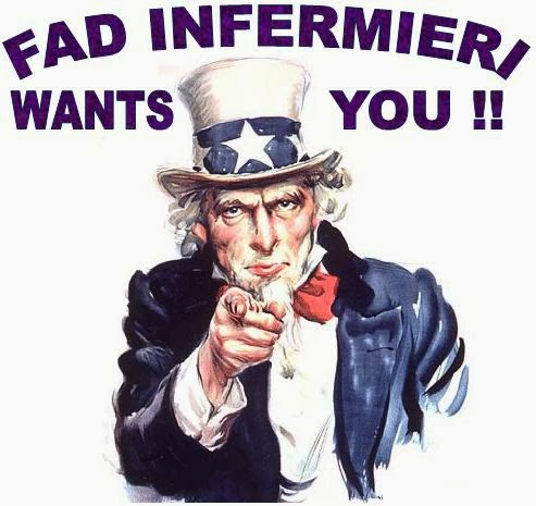 FAD Infermieri Wants You!
