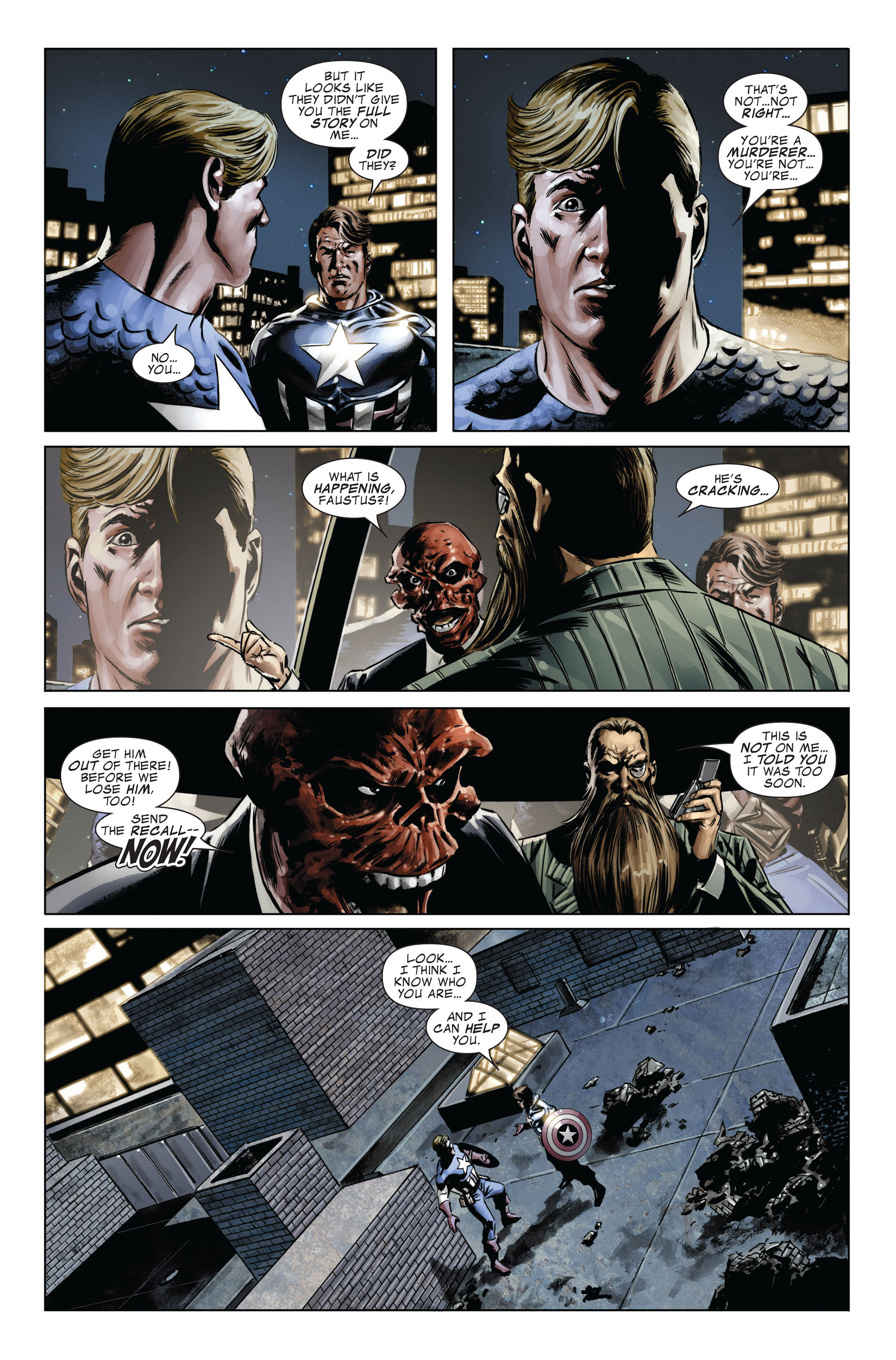 Captain America (2005) Issue #40 #40 - English 19