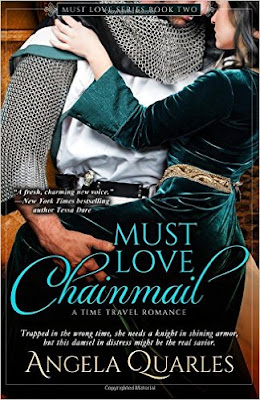 must love chainmail, angela quarles