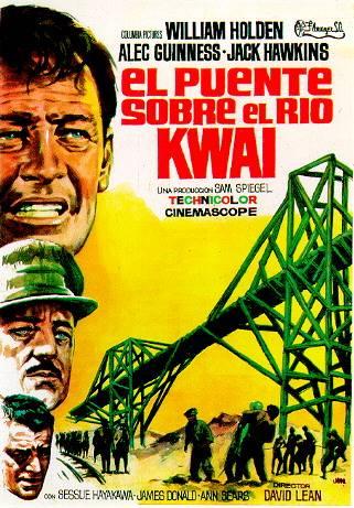 Imágenes de cine clásico. Adivina de qué película se trata. El+puente+sobre+el+rio+Kwai