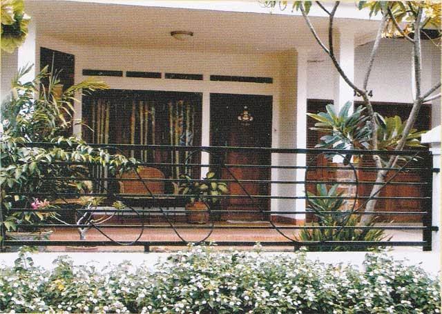 pagar cantik rumah aman