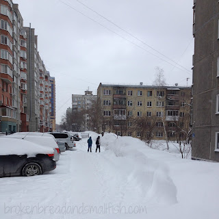 Winter - 10 Reasons I love Novosibirsk