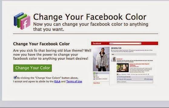 Facebook's 'Color Change' Malware is Back
