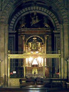 Capilla de la Virgen del Pilar en la Catedral de Barbastro (Somontano, Huesca, Aragón, España)