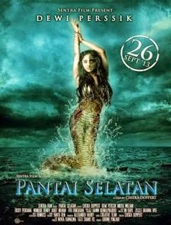Pantai Selatan (2013) DVDRip 480p Full Movies