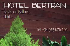Hotel Restaurant Bertran de Salàs de Pallars