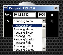 Inject Telkomsel Terbaru IP Kandang 18 19 20 September 2015