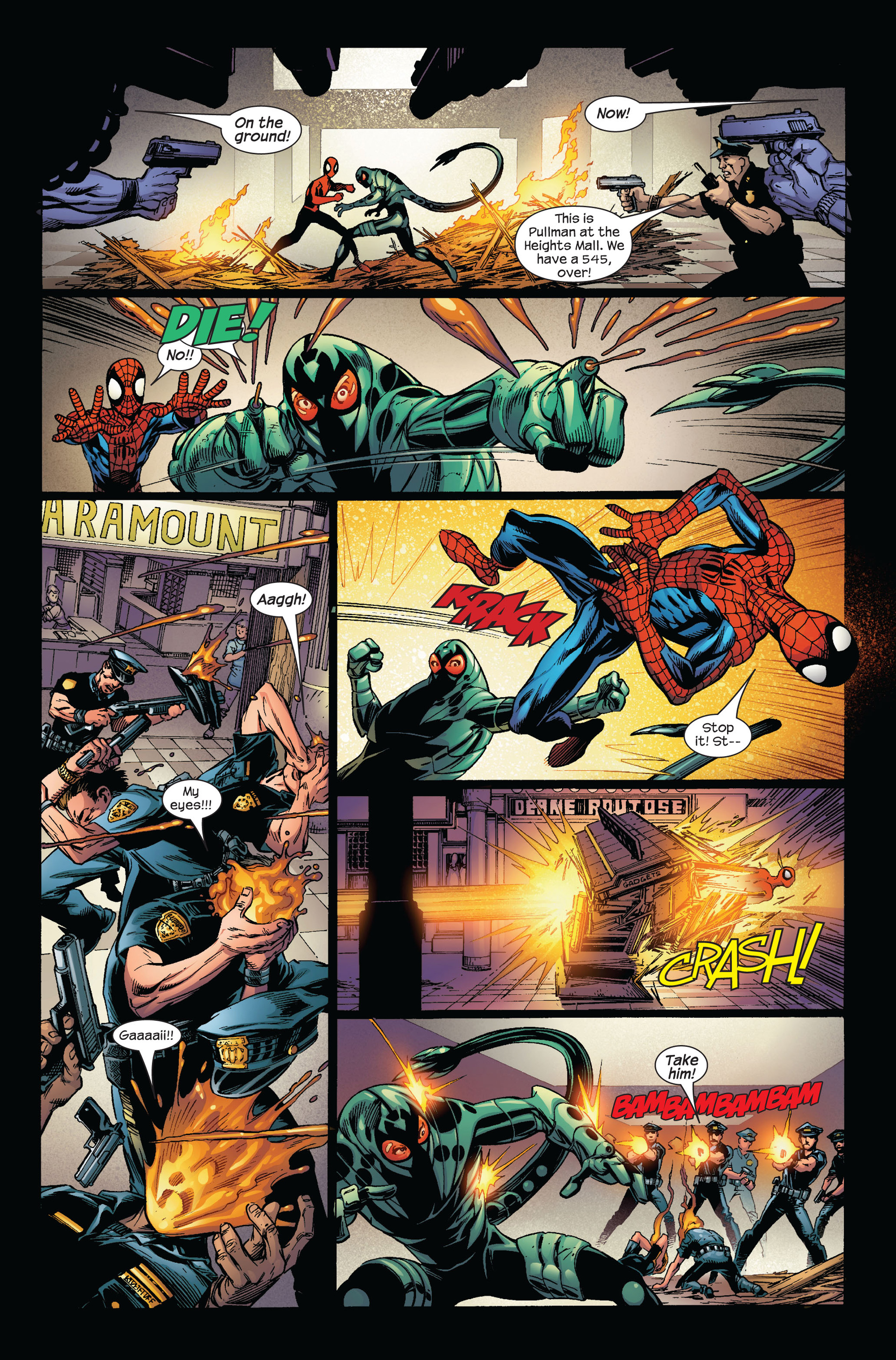 Ultimate Spider-Man (2000) Issue #97 #101 - English 15