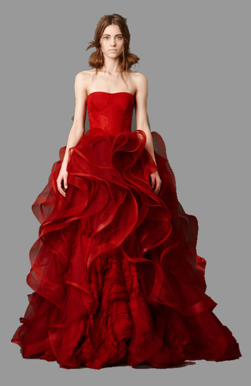 Wedding gowns dresses 2013 stylish bridesmaid dress top for Best vera wang wedding dresses