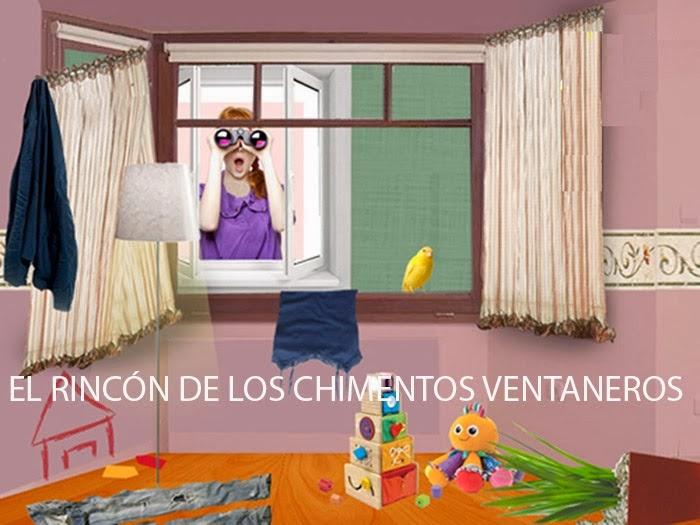 """""""EL RINCÓN DE LOS CHIMENTOS VENTANEROS""""- DEJÁ EL TUYO"""