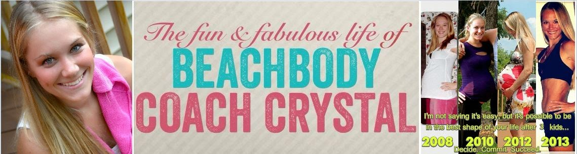 Fun & Fabulous Life of Beachbody Coach Crystal