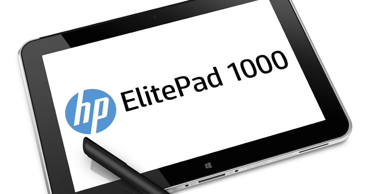 MasHD : MWC 2014 - HP ElitePad 1000 G2