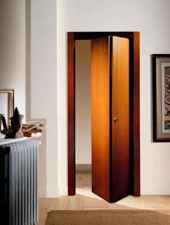 Proyectos de instalaci n tipos de puerta - Puertas de acordeon de madera ...