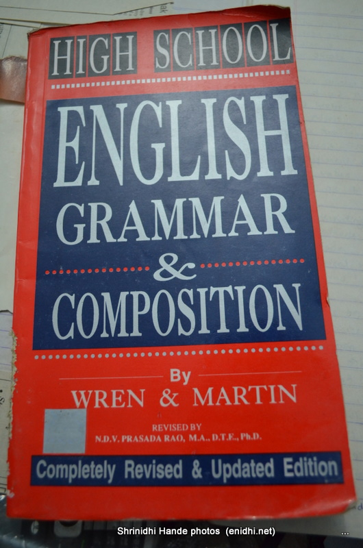 wren and martin essays