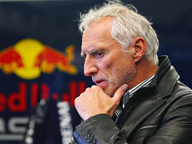 Dieter Mateschitz, el creador del Red Bull Leipzig.