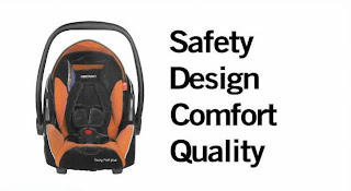 Recaro baby car seats and pushchairs
