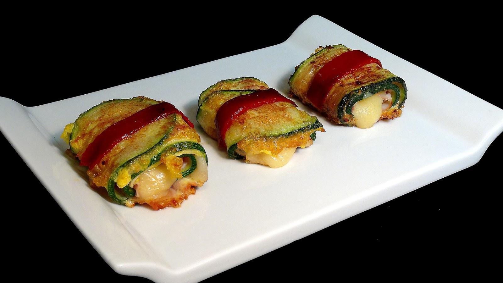 Hermoso cocinar calabacines fotos receta de bocaditos de for Resetas para cocinar