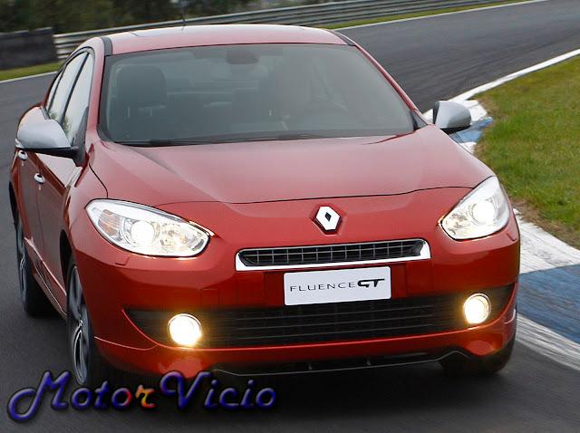Renault Fluence GT Turbo vermelho