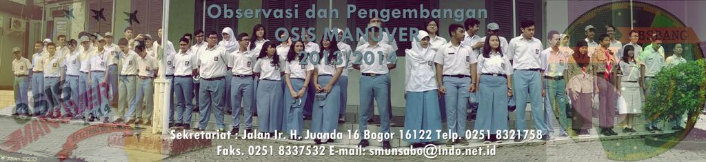 Ekstrakurikuler-Organisasi SMAN 1 Bogor