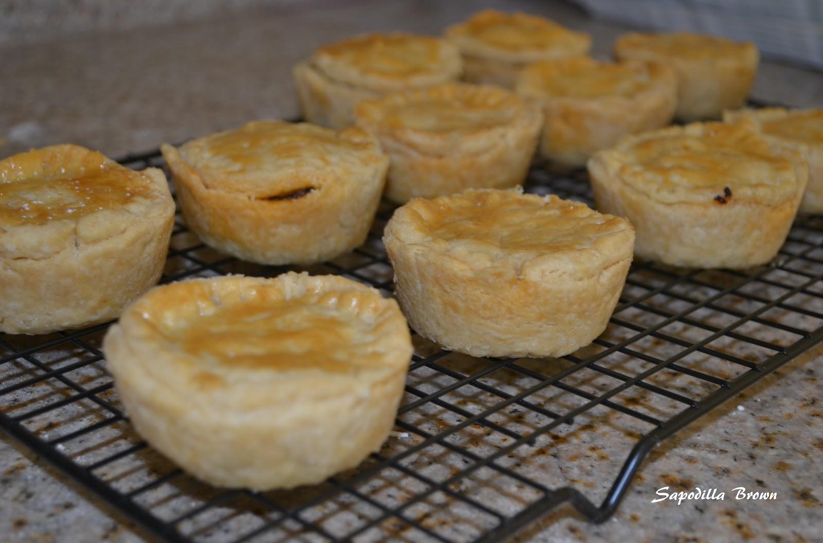 Sapodilla Brown: Guyanese Beef Patties