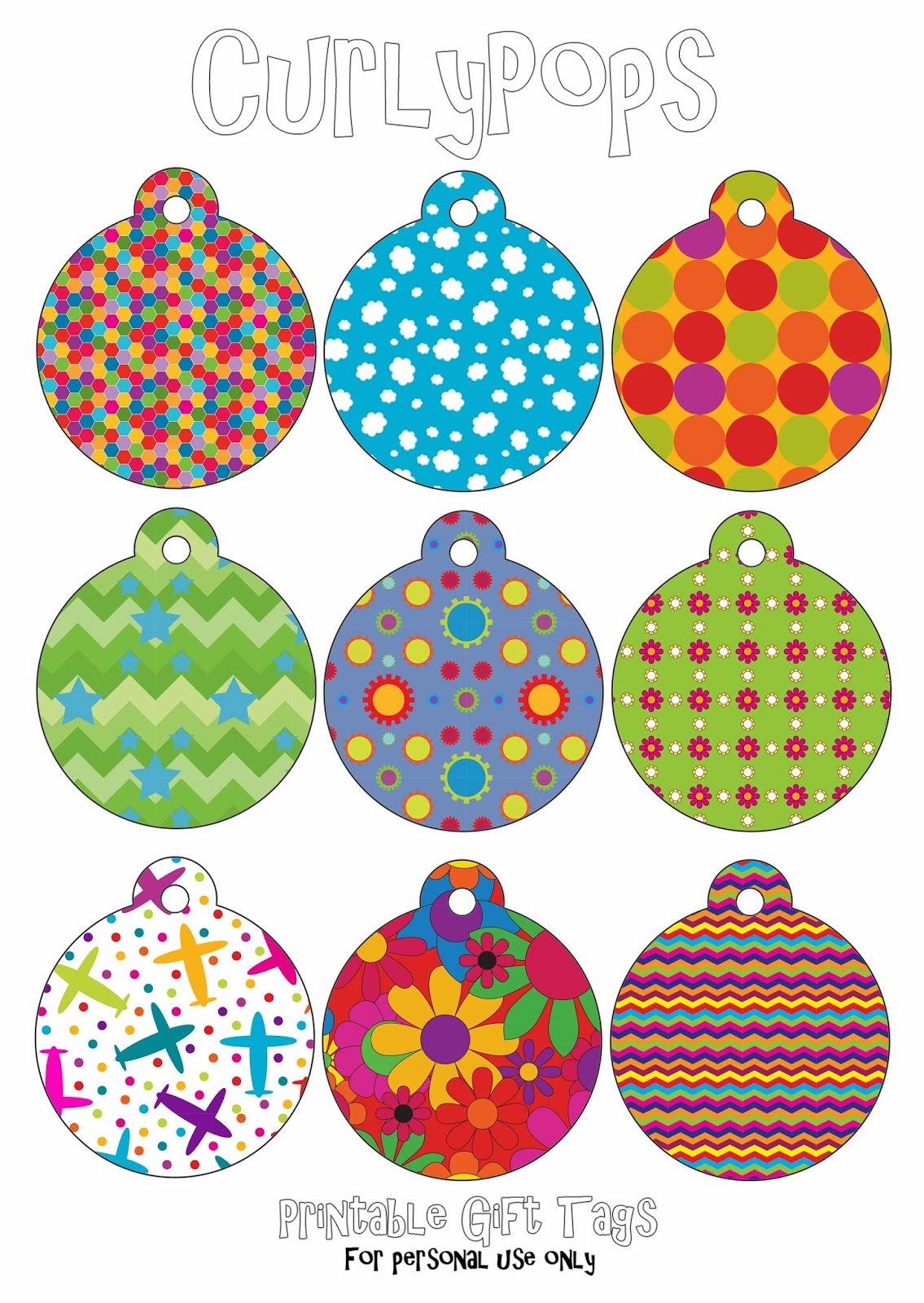 This is a picture of Sweet Christmas Ornaments Printable