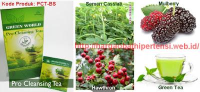 Manfaat dan Kegunaan Pro Cleansing Tea