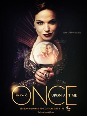 Once Upon a Time - 6ª Temporada Séries Torrent Download capa