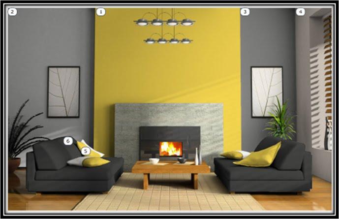 contoh kombinasi warna cat rumah contoh warna cat rumah