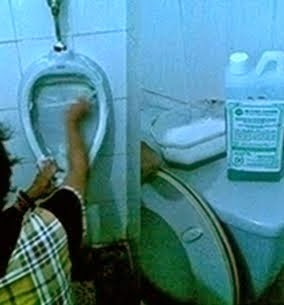 Pelatihan Cleaning