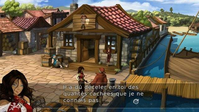 Captain Morgane and the Golden Turtle PC Full Español