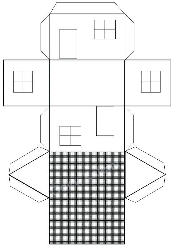 kagittan uc boyutlu ev yapimi etkinliği a231ık tasarım