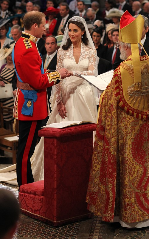 Prince William Kate Middleton Officially Married (PHOTOS)!!!