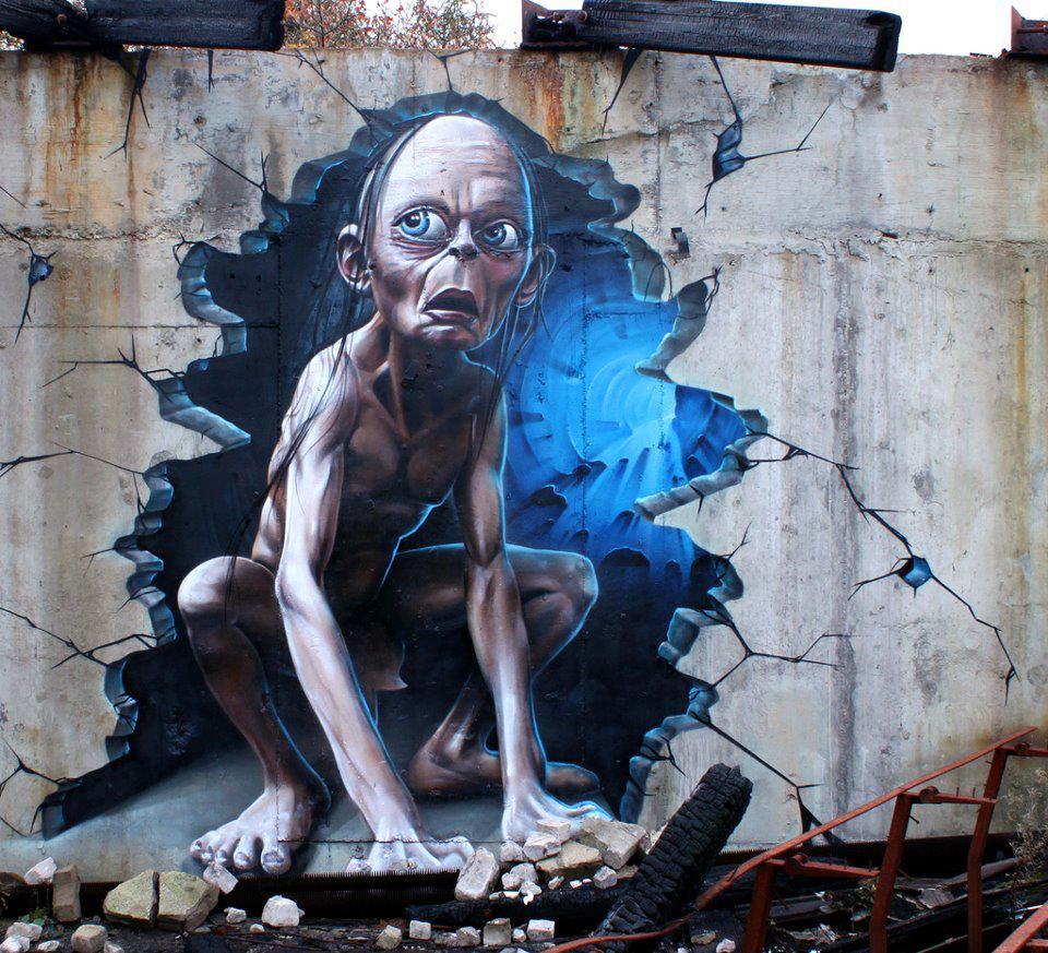 Graffiti In Movies