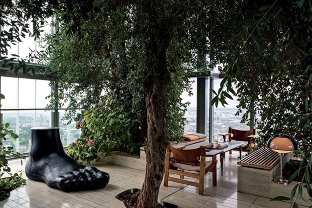 Indoors Garden Somewhere i would like to live ian simpsons home indoors garden somewhere i would like to live ian simpsons home indoors garden on top of a skycraper workwithnaturefo