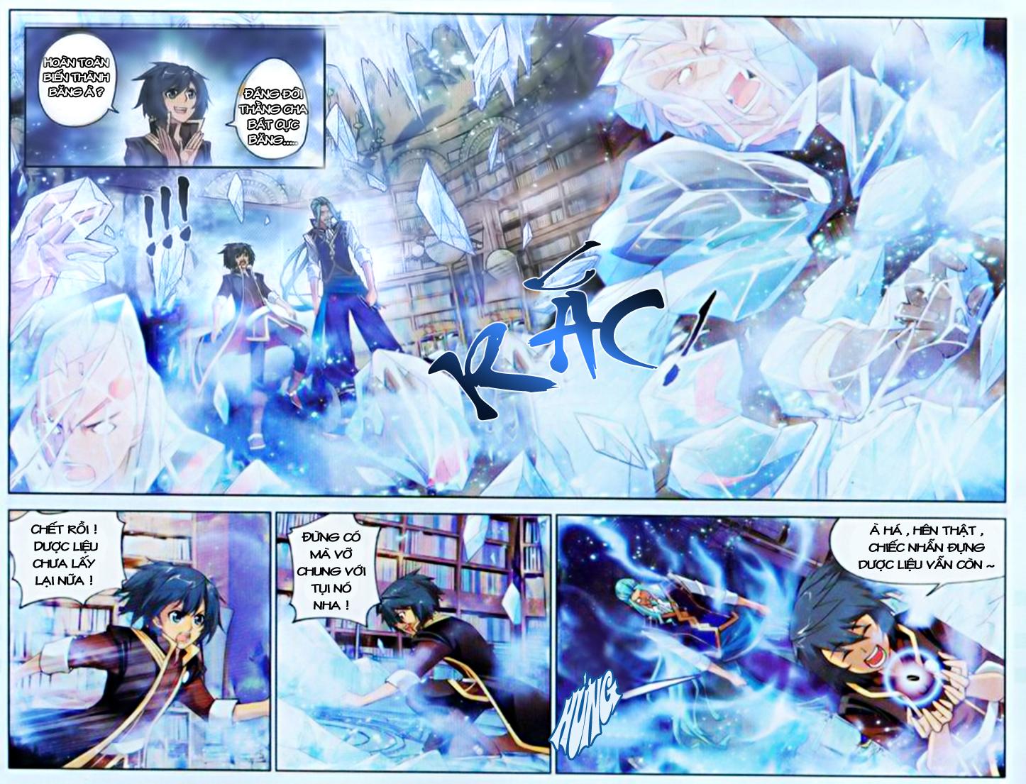 Đấu Phá Thương Khung chap 38 page 23 - IZTruyenTranh.com